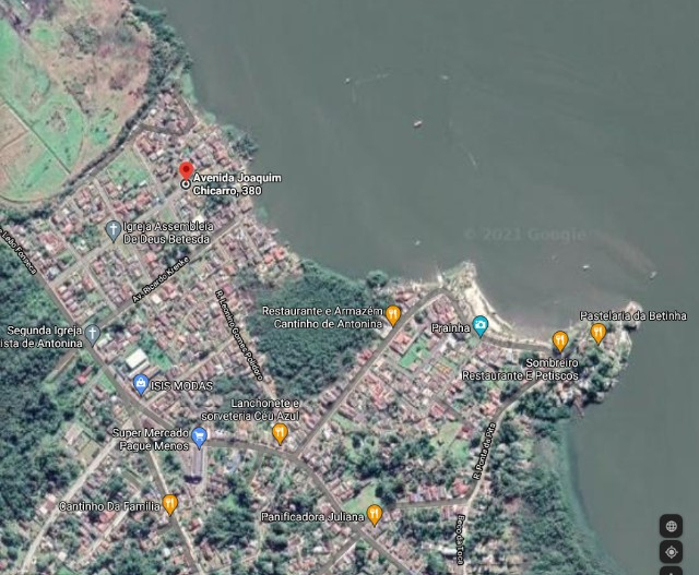 Terreno em Antonina com 600m² - Foto 3