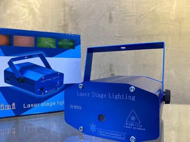 Mini laser para festas - Foto 2