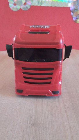 Caminhão + Camionete de Brinquedo - Foto 4