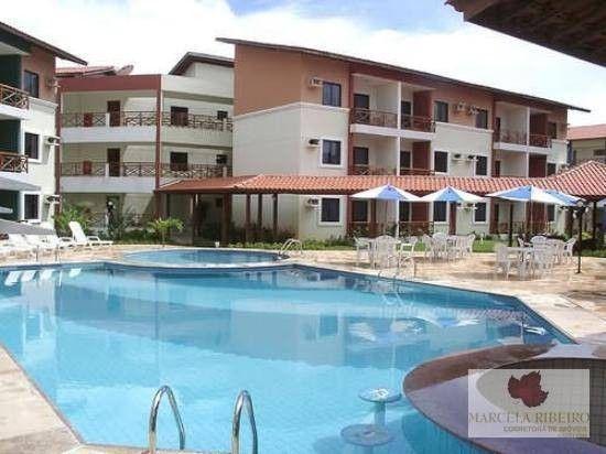 Apartamento à venda, 55 m² por R$ 290.000,00 - Porto das Dunas - Aquiraz/CE