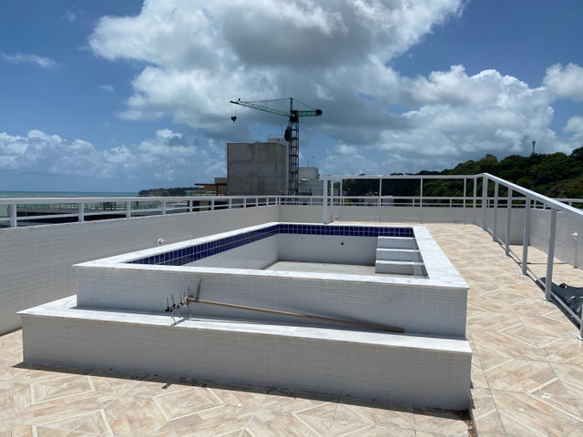 Lúcio carneiro  vende  Cabo Branco  50m2 NOVO  - Foto 6
