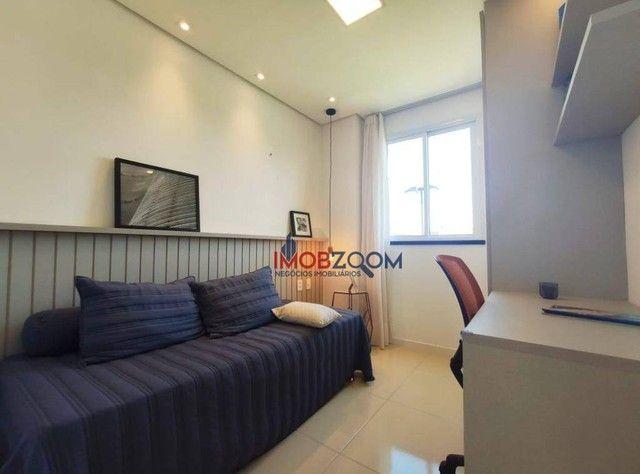 Casa com 3 dormitórios à venda, 97 m² por R$ 319.000,00 - Jacunda - Aquiraz/CE - Foto 14