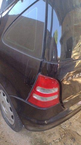 Lanterna lado esquerdo Mercedes Classe A