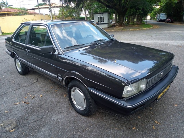 SANTANA 1989/1989 2.0 GLS 8V GASOLINA 2P MANUAL - Foto 4
