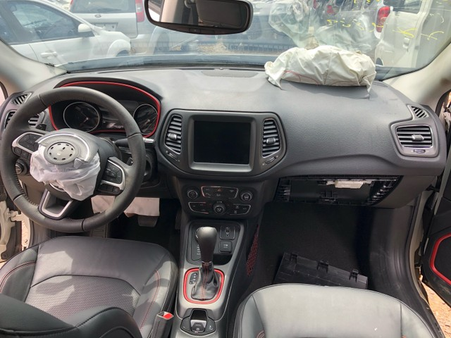 Jeep compass 2020 diesel vendido em peças  - Foto 5