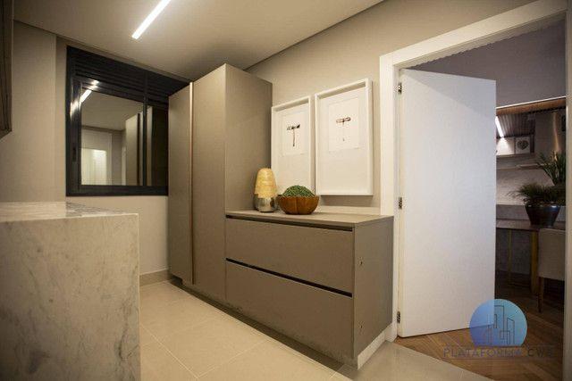 Apartamento Garden com 4 dormitórios à venda por R$ 5.052.200,00 - Cabral - Curitiba/PR - Foto 9