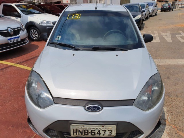 Ford Fiesta 1.0 Flex  - Foto 2