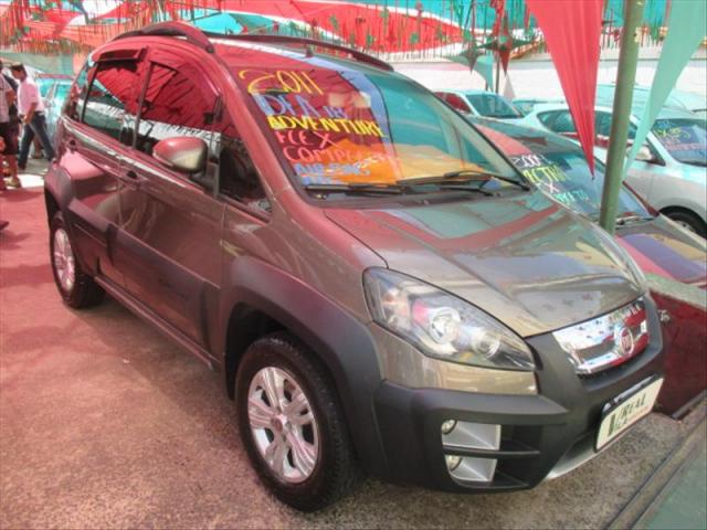 Fiat idea 1 8 mpi adventure 16v 2011 carros ponte for Fiat idea adventure 1 8