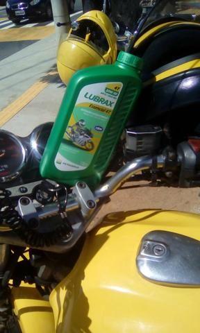 Óleo moto irmão óleo