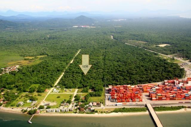 Terreno no Figueira do Itapoá, Zona de Expansão Portuária