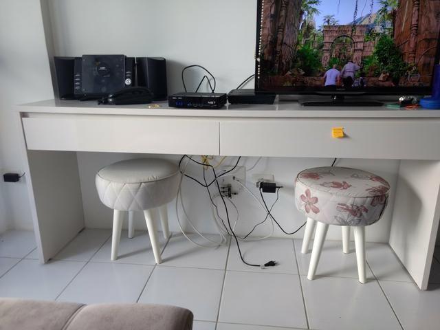 Officina Design Aparador/Estante para TV - Sala de Estar