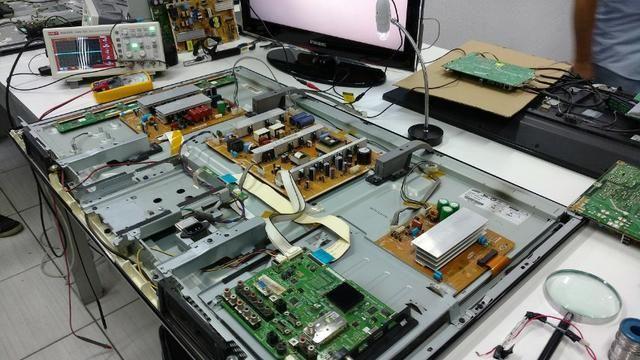 Assistência Técnica de TVs LED, LCD e Plasma - Foto 2