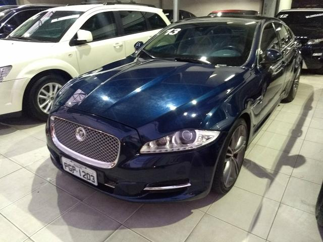 Good Jaguar XJ 5.0 SuperSport V8 2013Blindado