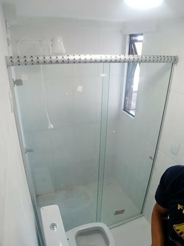 e4d71fd7461 Box para Banheiro de vidro   acrílico bancada de acrílico