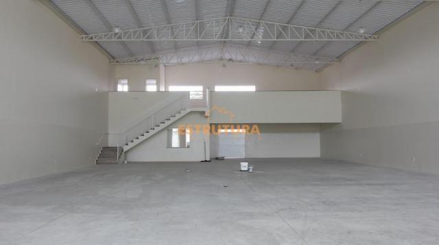 Barracão para alugar, 520 m² por R$ 12.000,00/mês - Vila Alemã - Rio Claro/SP