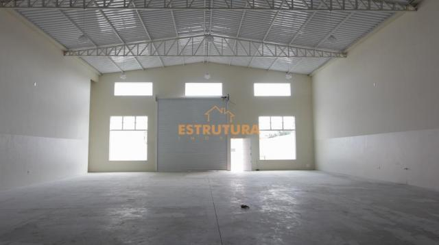 Barracão para alugar, 520 m² por R$ 12.000,00/mês - Vila Alemã - Rio Claro/SP - Foto 3