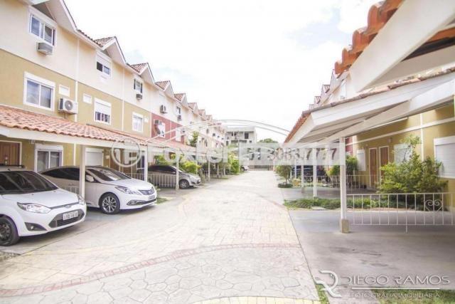 Casa à venda com 3 dormitórios em Camaquã, Porto alegre cod:143664