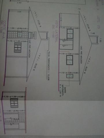 Bela Casa 03 Dormitórios entrada de R$ 20.000,00 e parcelas direto comigo.¨Oportunidade ¨ - Foto 3