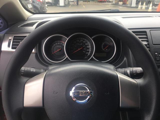 Nissan Tiida 1.8 S Único Dono Completo Excelente Estado - Foto 10