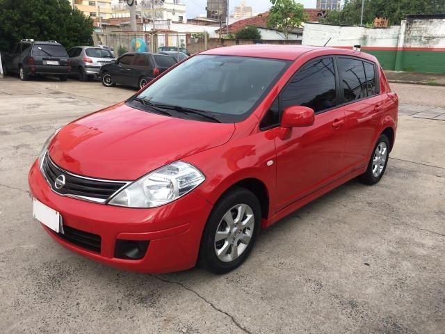 Nissan Tiida 1.8 S Único Dono Completo Excelente Estado