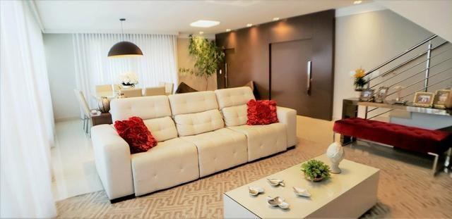 Apartamento Duplex 4 Suítes, 242 m² c/ armários na 404 Sul - Letoile Du Parc