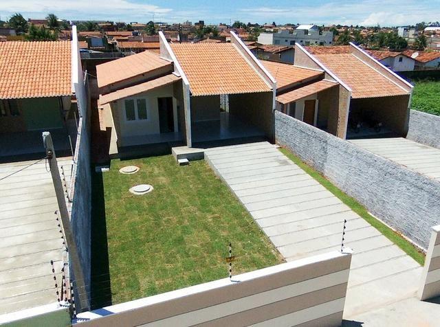 Casa TOP no Cidade das Rosas 1, lote de 300m2 e casa com 105m2, na entrada do loteamento - Foto 5