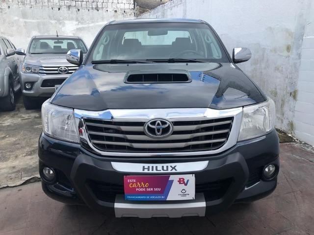 Toyota Hilux SRV 3.0 4X4 Diesel 2015 Imperdível