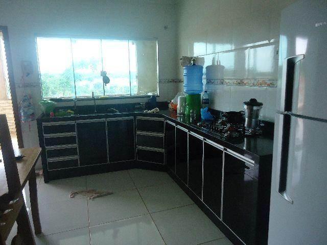 Res Asa Branca Lote 1.000 M² Excelente Casa Laje 370 m² 3 Quartos/Suite - Foto 6