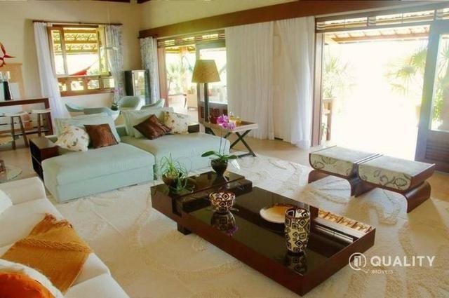 Casa na Lagoa do Uruaú com 6 suítes à venda, por R$ 5.800.000 Porteira fechada- Beberibe - Foto 8