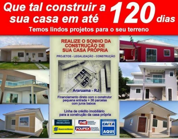 Mota Imóveis - Tem Araruama Terreno 316m² Condomínio Clube Privativo - TE- 174 - Foto 2