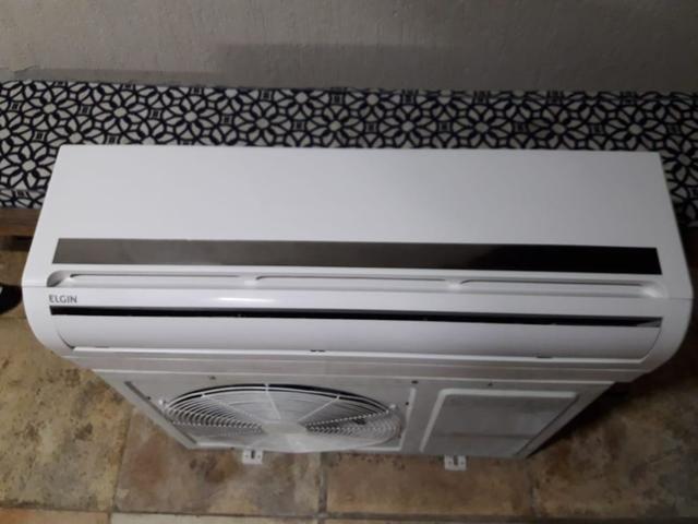 Ar condicionado split Elgim de 24 mil btus R$ 1200.00!! - Foto 2