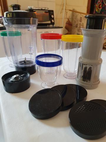 Liquidificador Fun Kitchen pouco uso - Foto 3