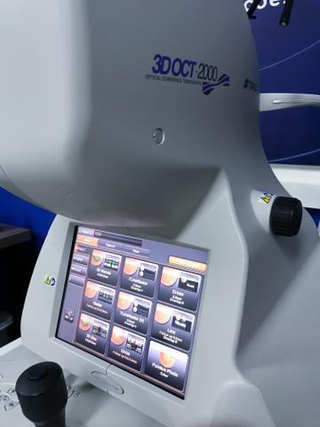 OCT - Topcon 3D OCT 2000 - Foto 2