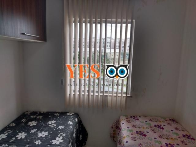 Apartamento residencial para venda, feira de santana, 2 dormitórios, 1 sala, 1 vaga. - Foto 8