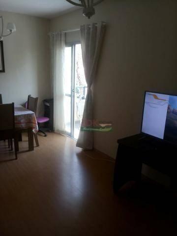Apartamento com 3 dormitórios à venda, 70 m² por r$ 245.000 - jardim das indústrias - são  - Foto 8