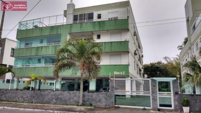 Apartamento à venda com 3 dormitórios em Ingleses do rio vermelho, Florianopolis cod:2400 - Foto 3