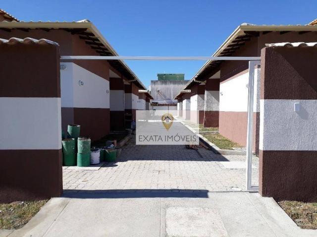 Casa linear, condomínio, jardim/chácara marilea, rio das ostras. - Foto 5
