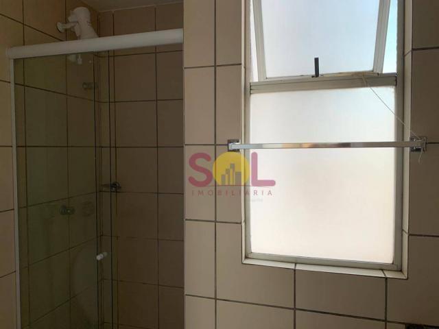 Apartamento com 3 dormitórios próximo ao riverside, 97 m² por r$ 420.000 - jóquei - teresi - Foto 9