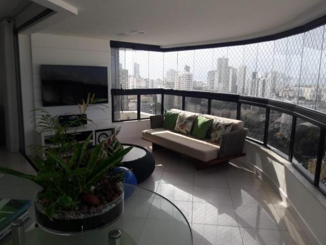 Graça 4 suites 196m 3 garagens soltas - Foto 2