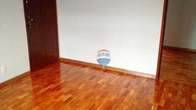 Apartamento com 3 dormitórios para alugar, 68 m² por r$ 1.500,00/mês - coração eucarístico - Foto 5