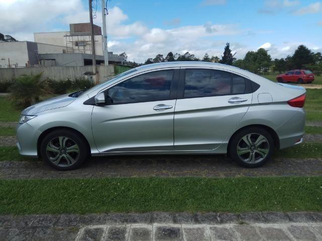 City 2016 EXL 1.5 Sedan - Pra vender!! - Foto 4