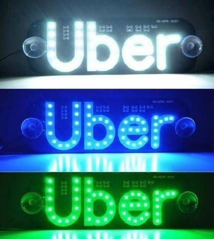 Led Uber (luminoso) - Foto 2