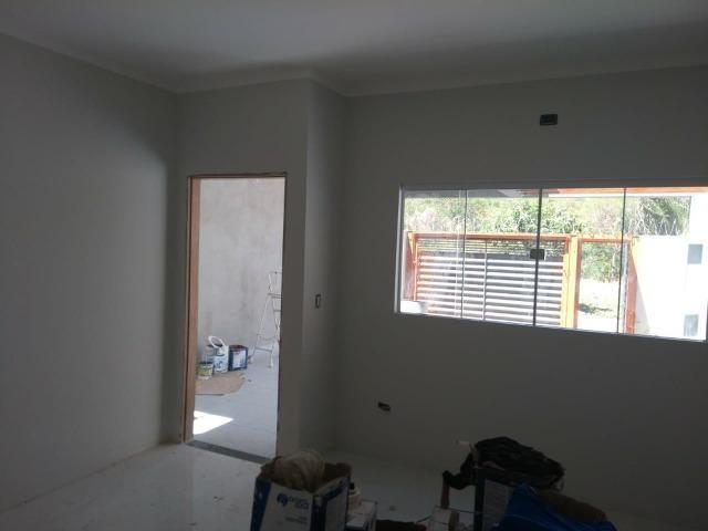 2 Quartos com Suíte Próximo AV. Duque de Caxias Linda Casa Fino Acabamento - Foto 4