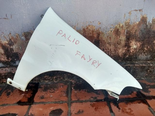 Paralama direito Palio/Siena/Weekend Fire