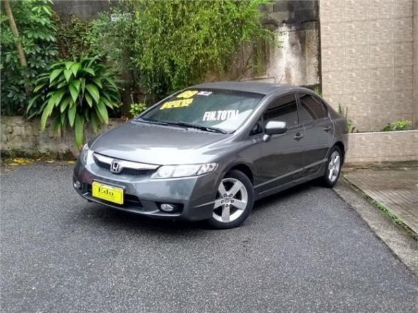 Honda Civic 1.8 lxs 16v flex 4p manual - Foto 2