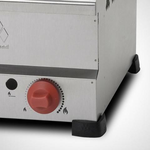 Fritadeira a gás 1 cuba 6 litros Marchesoni - Novo - Foto 3