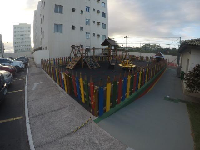 E.R-Apartamento com 2 quartos com quintal em Colina de Laranjeiras - Foto 16