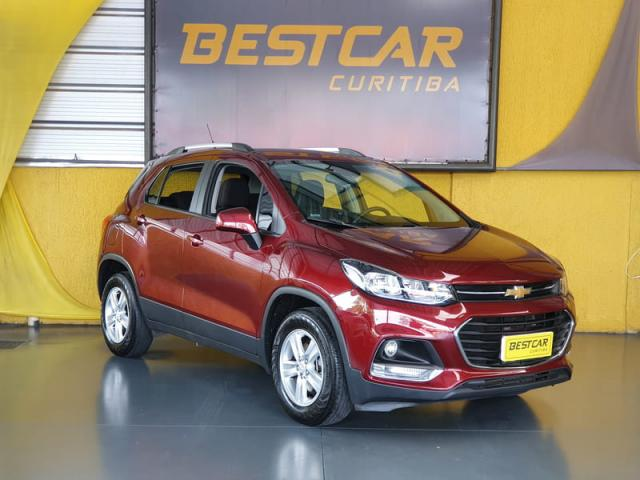 CHEVROLET TRACKER LT 1.4 16V TURBO FLEX  - Foto 12
