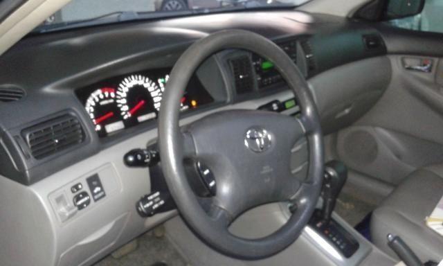 Corolla bem conservado 2007 segundo dono automático SEG