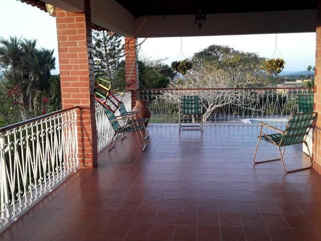 Chácara em Gravatá com 9 hectares, casa sede, 6 suítes, piscina com apoio, vista da BR-232 - Foto 9